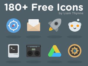 Kvasir 180+ Icons