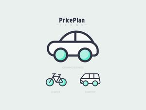 Pricing & Plans Icons