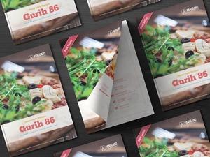 Cookbook Gift Template