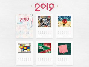 Free Calendar '19