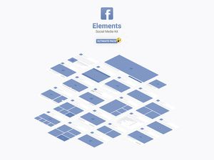 Free Facebook Elements 2018