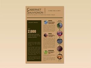 Wine Notes Brochure