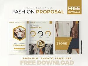Premium Proposal Template