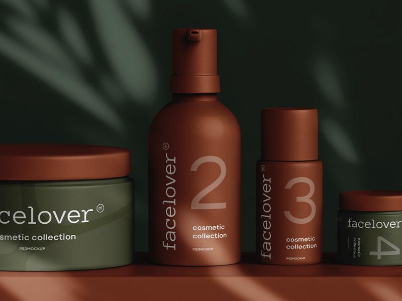 Cosmetic Mockup | FaceLover