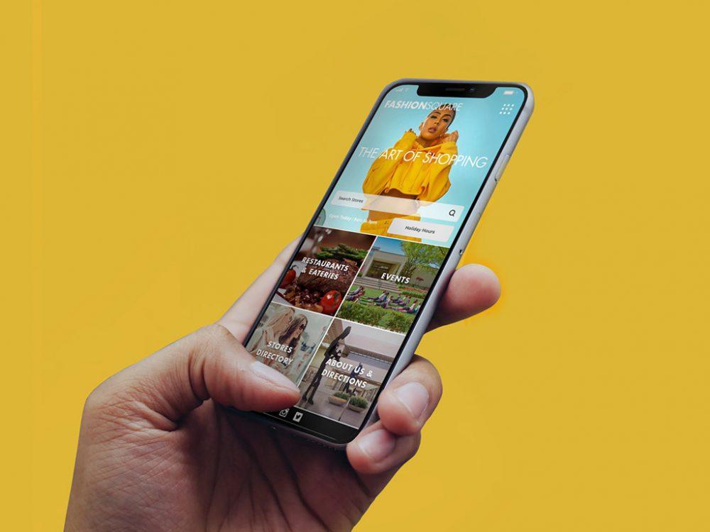Free iPhone Mockup PSD Template