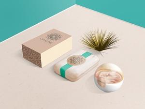 Opaline – Mockup For Cosmetic Branding