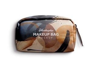 Free Makeup Bag Mockup