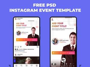 Instagram Event Templates