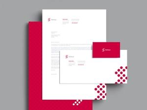 Free Stationery Mock-up Set PSD Files
