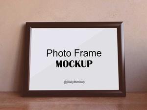 Photo Frame Mockup Free