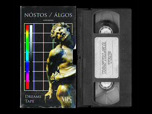 VHS Tape And Cover Mockup