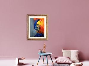 Wall Frame Mockup Free PSD