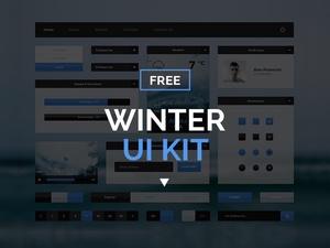Winter UI Kit