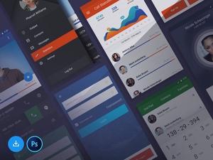 UI Kit For Stars