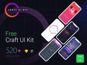 Craft UI Kit