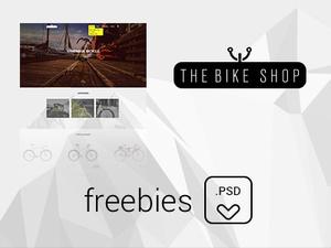 Thr Bike Shop Theme