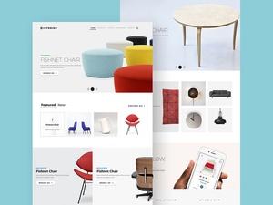 Interior: Multipurpose Store Template