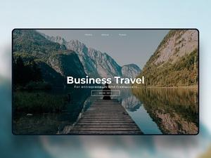 Top Travel Website Template