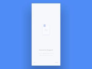 EasyCloud App Screens