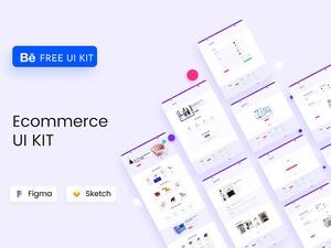 Adobe Xd Ecommerce UI Kit