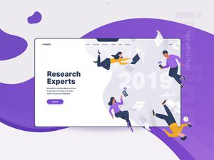 Research Application | Xd UI Kit